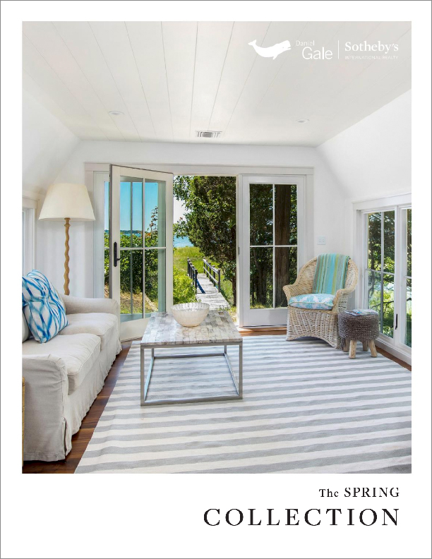 Daniel Gale Sotheby's International Realty Masterpiece Collection Spring 2020
